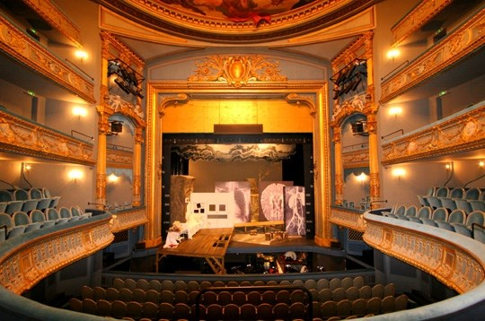 Le Théâtre Graslin, à Nantes  Forum Opéra