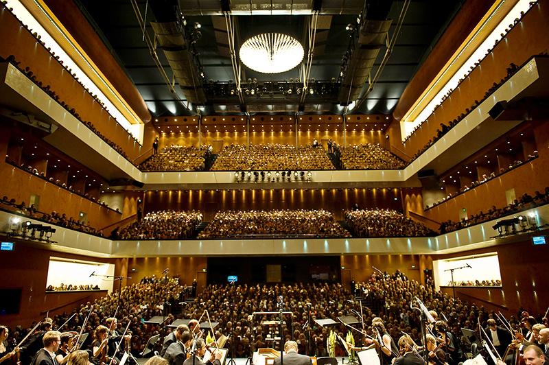 Festspielhaus Baden Baden Silvesterkonzert