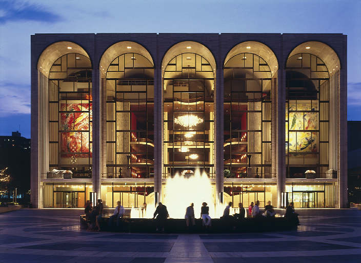 Metropolitan Opera New York Forum Op 233 Ra