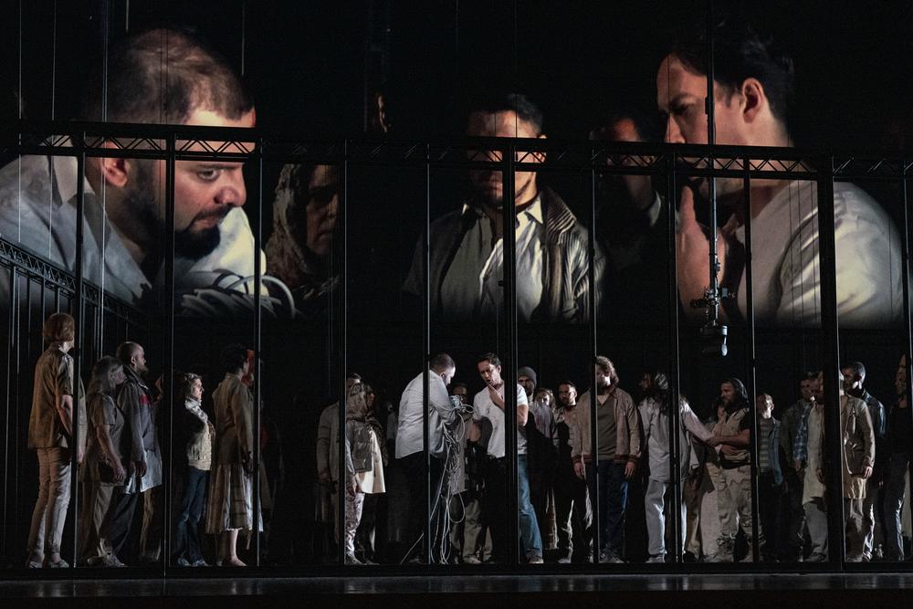 Le bruit et la fureur        Nabucco - Dijon