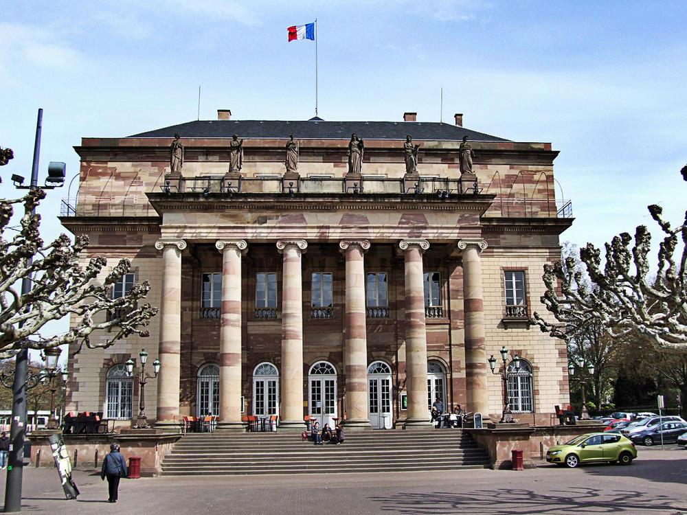 Op ra national du rhin strasbourg forum op ra - Salon de la gastronomie strasbourg ...