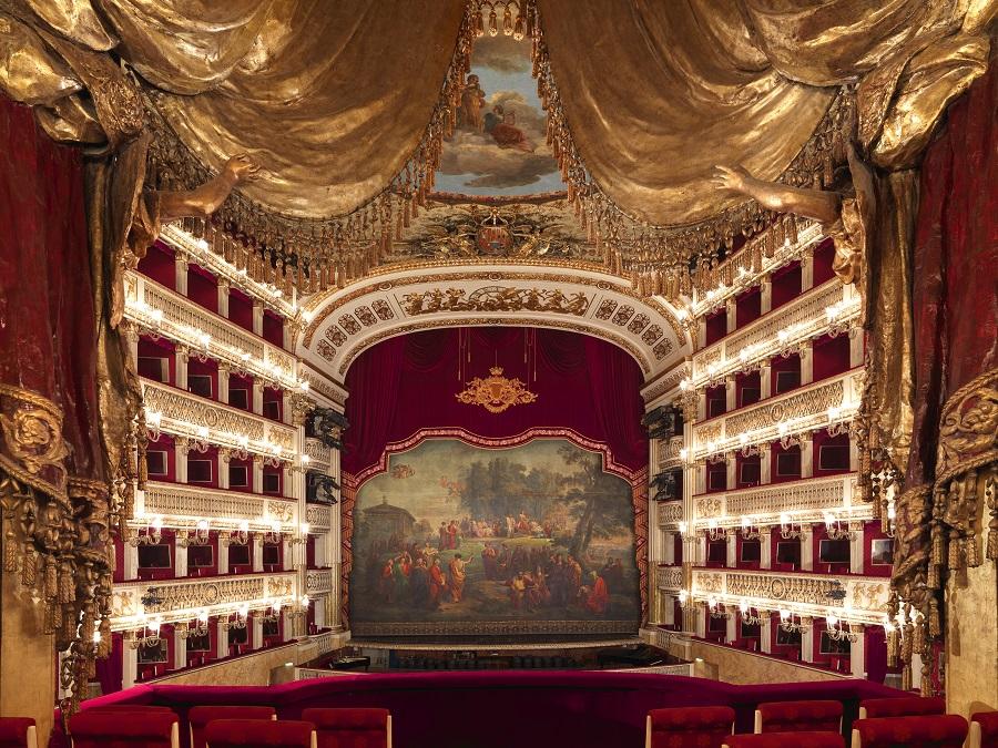 Teatro San Carlo – Naples  Forum Opéra