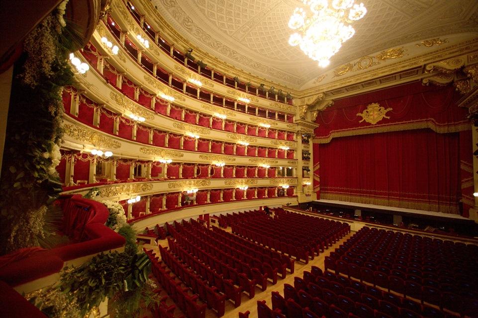 Teatro alla scala milan forum opéra