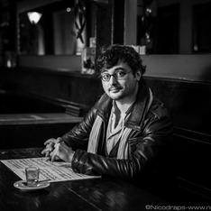 Portrait de Yoann Tardivel