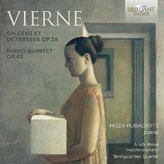 Louis Vierne (1870-1937) - Page 2 51l2d273oul._ss280