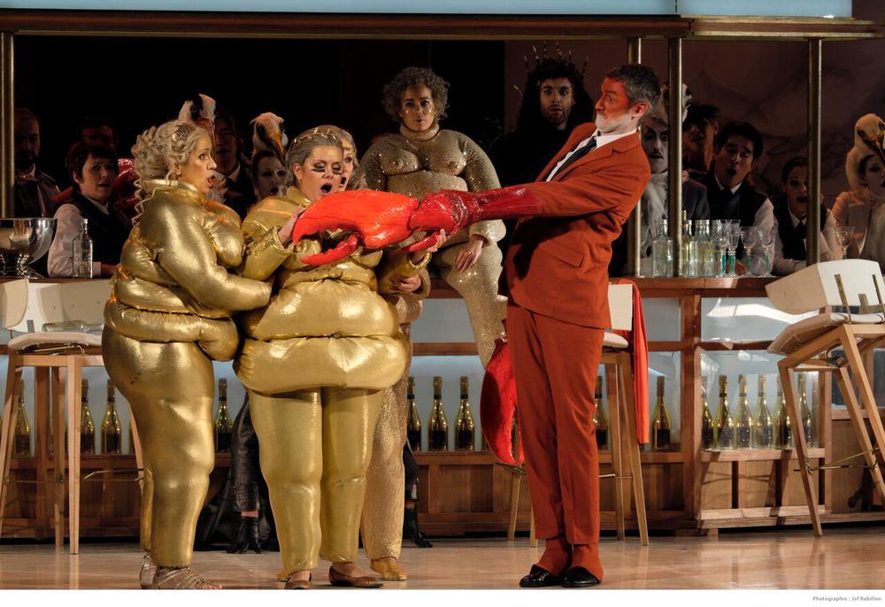 enfers dessay Buy offenbach: orphée aux enfers by jacques offenbach, marc minkowski, orchestre de chambre de grenoble, natalie dessay, laurent.