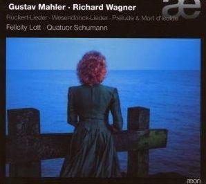 Transcriptions : Bruckner, Janacek, Mahler, Mozart, Wagner Lott_mahler_wagner